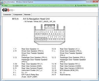 2013 Elantra Gt Speaker Wire Diagram Needed Diymobileaudio Com Car Stereo Forum
