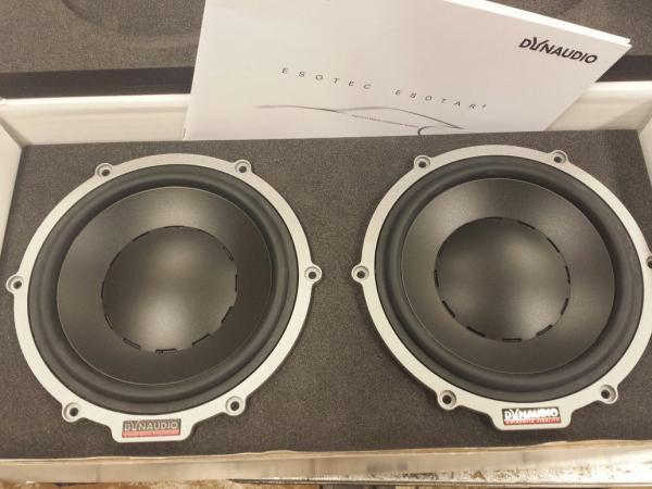 Best Sq Amp S For Dynaudio Esotar2 Components Car Audio
