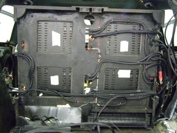 car audio diymobileaudio com car stereo forum sq man\u0027s albumonce in the vehicle, the amp rack was temporarily mounted upright to allow the remaining